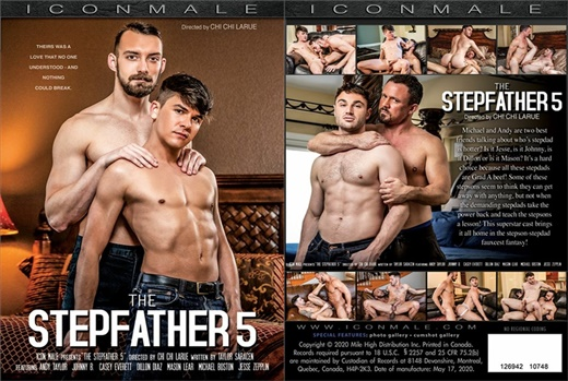 Icon Male – The Stepfather 5